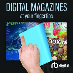 RBdigital magazines square button